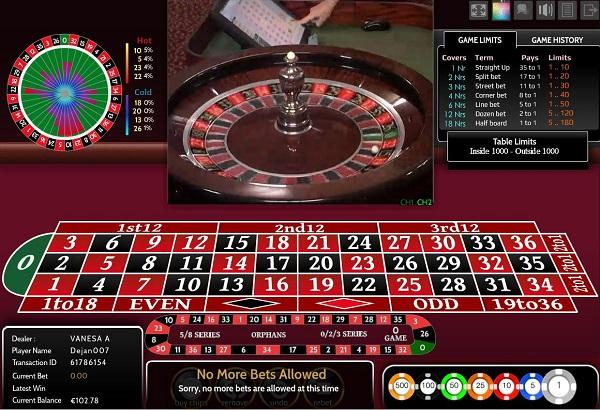 live online casino game twist login