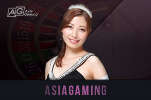 Asia Gaming Live Dealers -  Baccarat, Roulette, Dragon Tiger