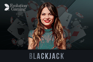Evolution Live Casino - BlackJack