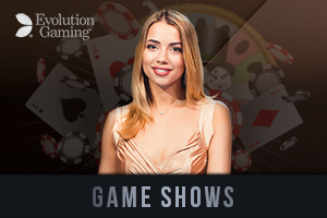 Evolution Live Casino - Game Shows
