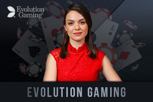 Evolution Live Casino - Roulette, BlackJack, Baccarat, Poker