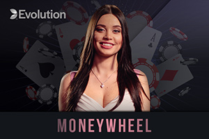 Evolution Live Casino - Money Wheel