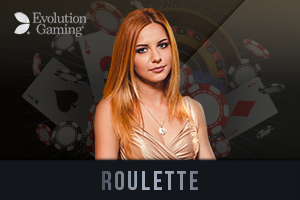 Evolution Live Casino - Roulette