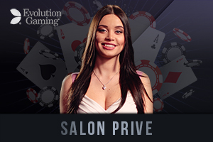 Evolution Live Casino - Salon Prive