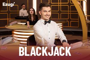 Ezugi Live Blackjack Lobby