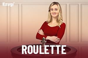 Ezugi Live Roulette Lobby