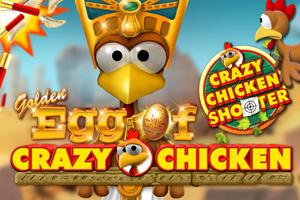 Golden Egg of Crazy Chicken Crazy chicken Shooter